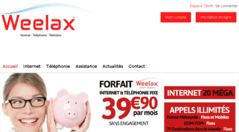 weelax.fr